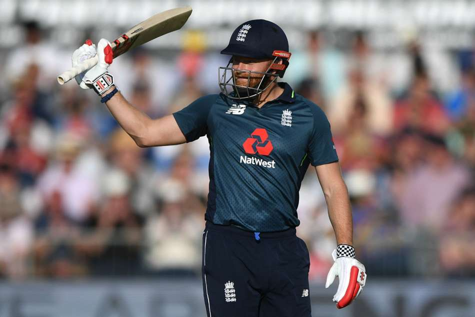 A wonderful century from Jonny Bairstow helped England make light work of chasing 359