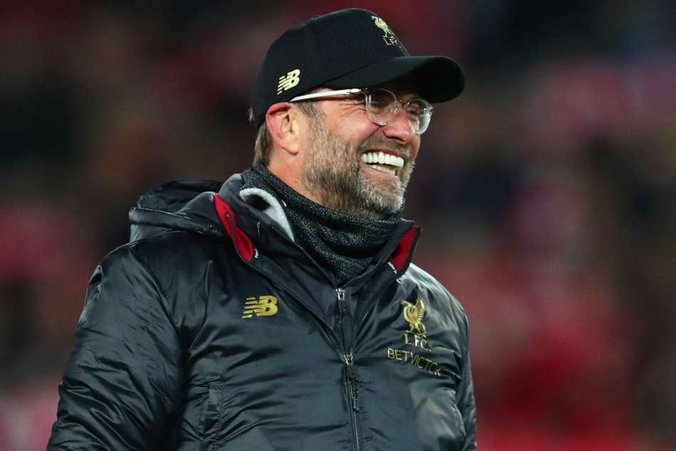 Jurgen Klopp Liverpool Champions League Comeback Mourinho