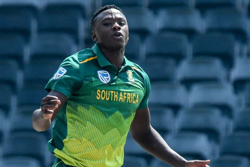 Rabada Set To Be Fit For Wc Opener Against India Steyn Nigdi Still Doubtful