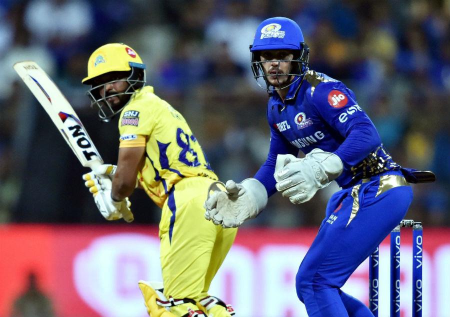 Ipl 2019 Kedar Jadhav Sustains Shoulder Injury Set To Miss Play Offs For Chennai Super Kings