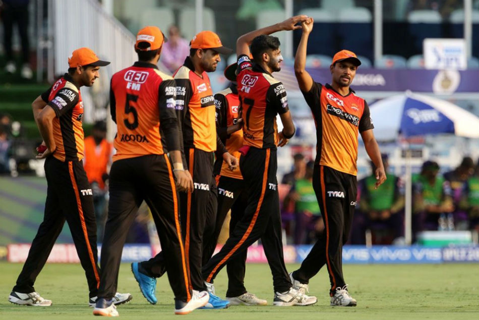 Sunrisers Hyderabad - Fortune favoured the brave