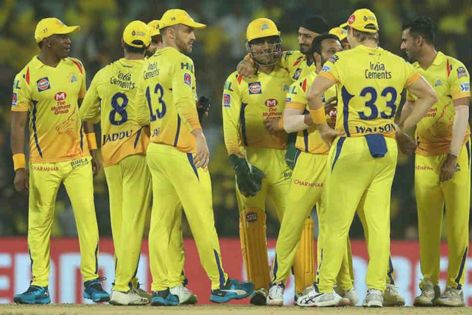 Ipl 2019 Chennai Super Kings Vs Delhi Capitals As It Happened Chennai Outclass Delhi