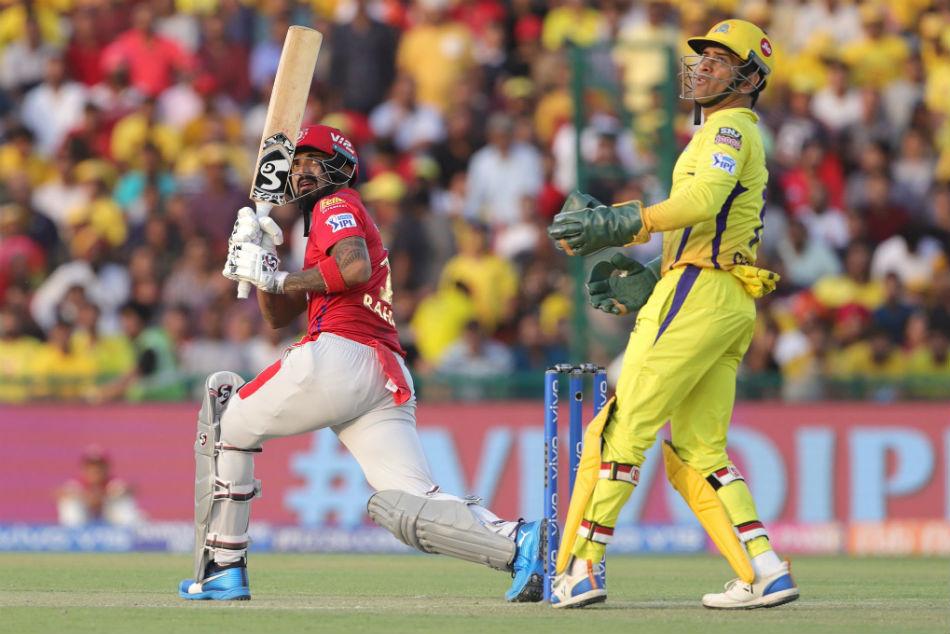 Ipl 2019 Kl Rahul Kings Xi Punjab Defeat Chennai Super Kings Mohali