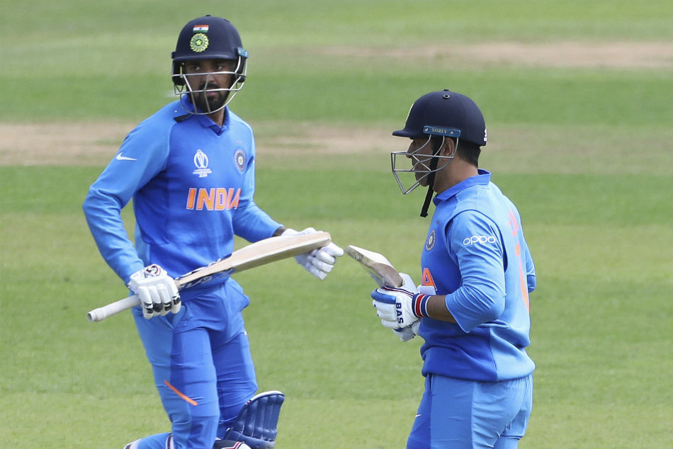 ICC Cricket World Cup 2019: KL Rahul, MS Dhoni tons propel India to 359/7 in warm-up game against Bangladesh