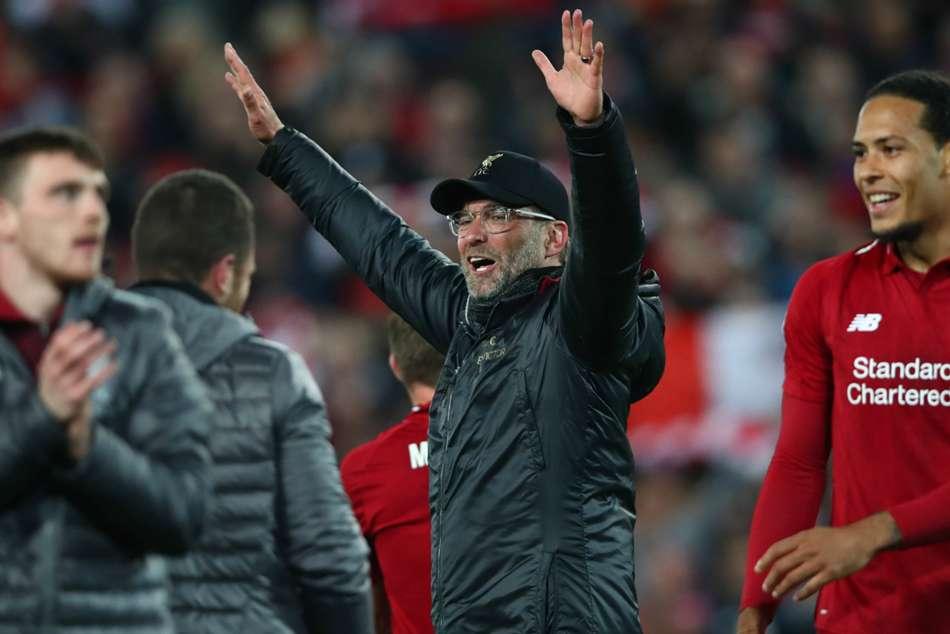 Klopp Liverpool Emotional Mental Effects Champions League Comeback