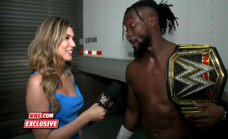 Why WWE Championship match at Super ShowDown saw big change?