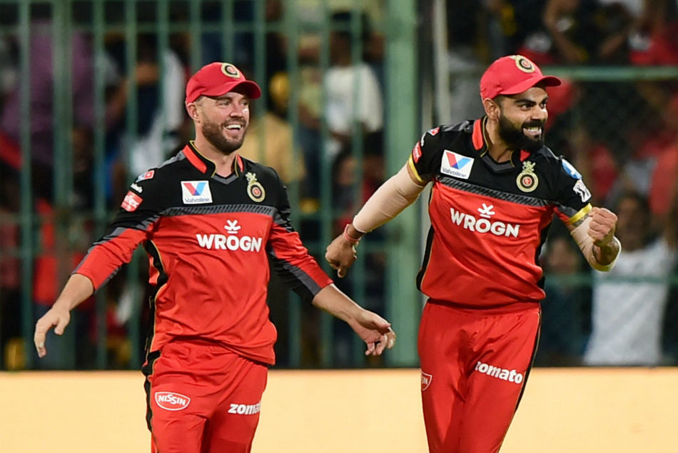 Kohli Ab Say Sorry For Up And Down Performance In Ipl