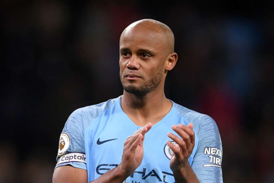 Vincent Kompany Leaving Manchester City