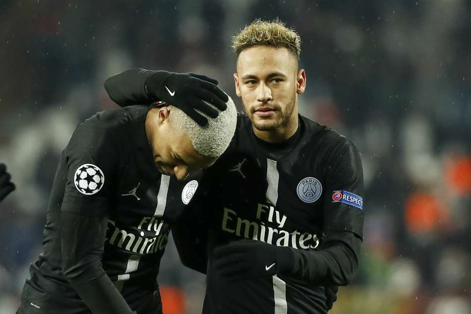 Neymar Mbappe Could Leave Psg Hints Tuchel