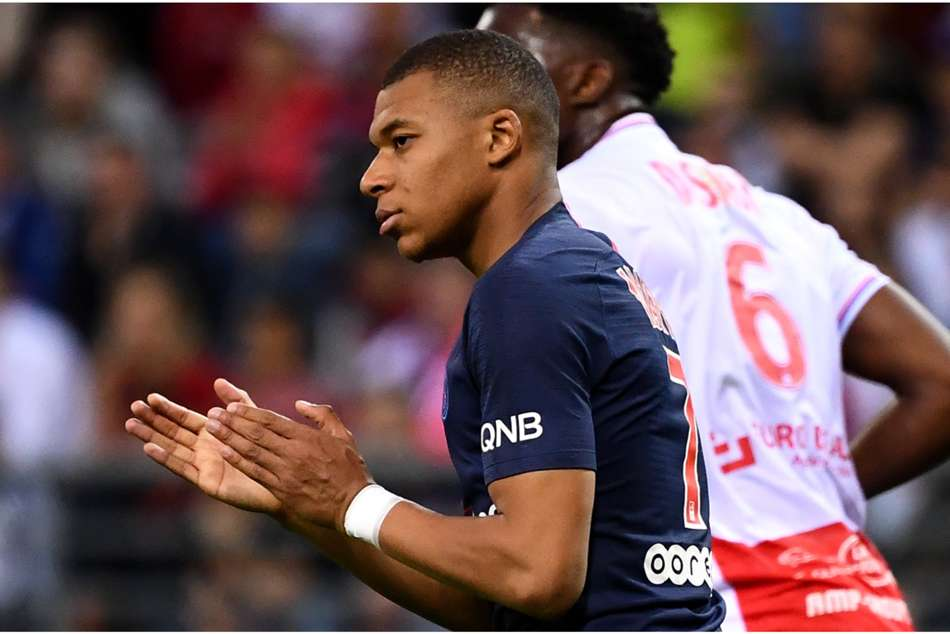 Reims Paris Saint Germain Ligue 1 Report