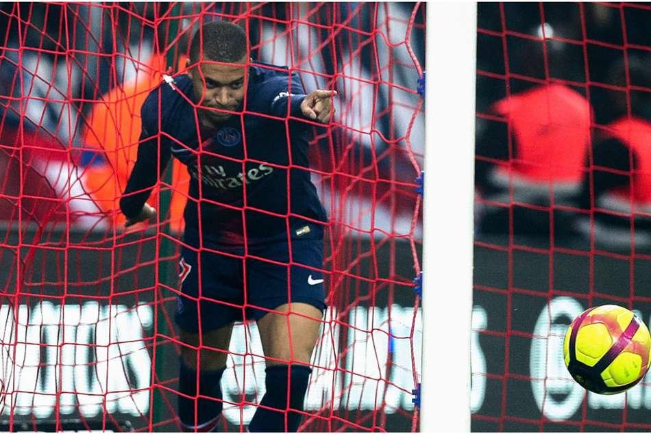 Psg Ligue 1 History Reims Defeat Kylian Mbappe