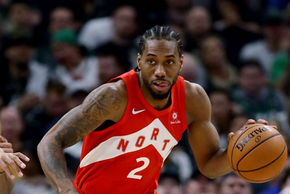 Raptors must live for the moment as NBA Finals beckon, says Leonard