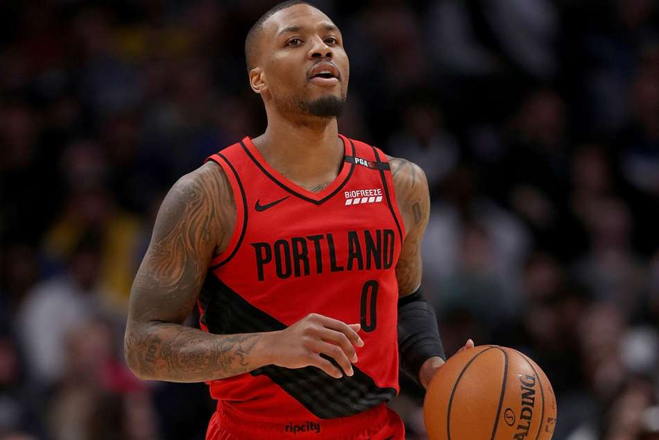 Nba Playoffs 2019 Trail Blazers Hold Off Nuggets Even Series Game 2 Win