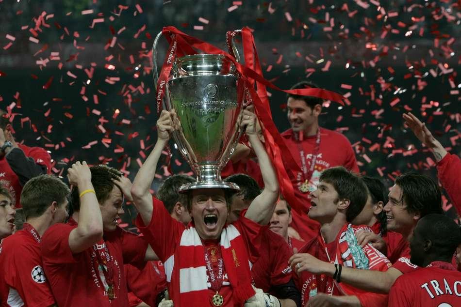 Liverpool V Barcelona Reds European Comebacks Champions League