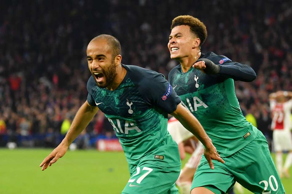 Arsenal Chelsea Make European History With Liverpool Tottenham