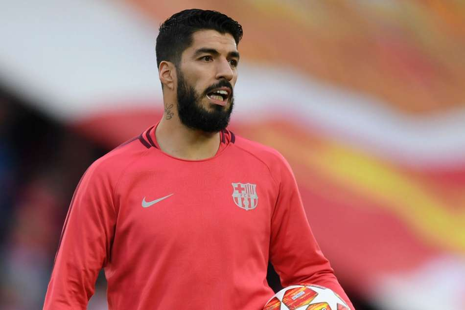 Suarez To Be Out Of Action Up To Six Weeks
