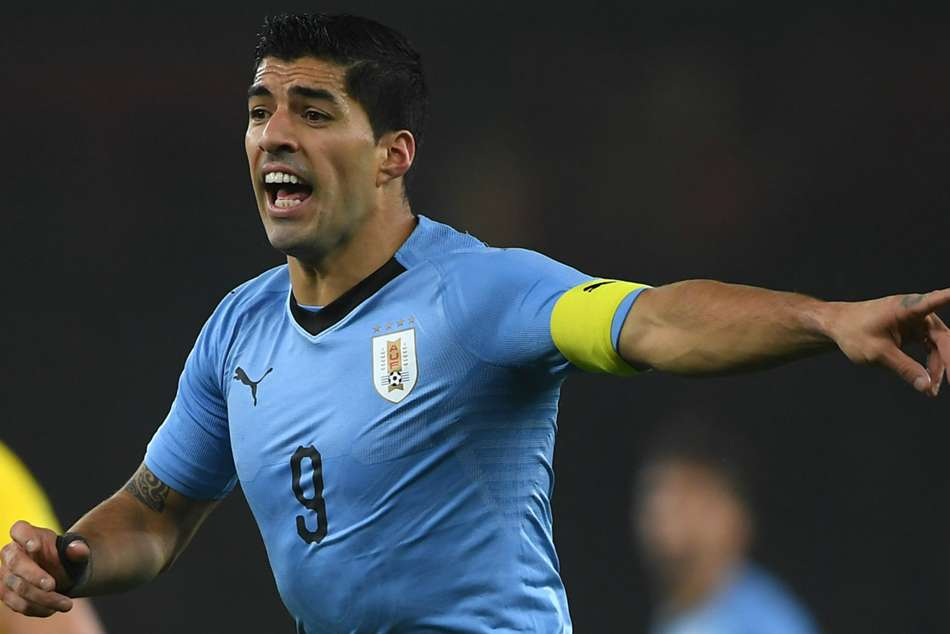 Tabarez confident Suarez will be fit for Copa America