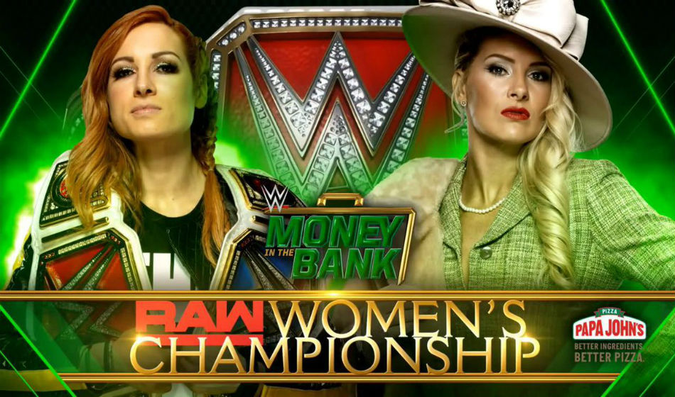 Spoiler Womens Title To Change Hands At Wwe Money In The Bank 2019