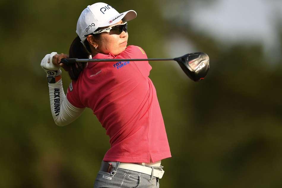 Mamiko Higa Sets Record To Lead Us Womens Open
