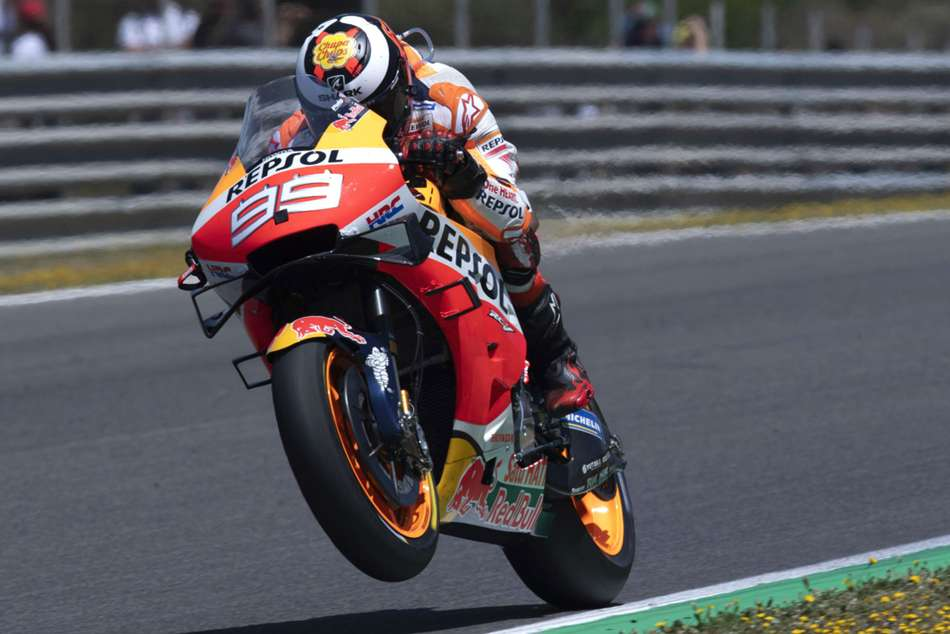 No Extra Pressure To Deliver At Le Mans Says Marquez