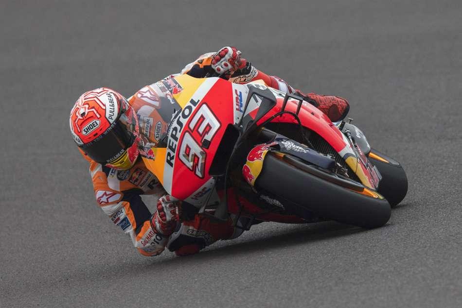 Motogp Raceweek Marquez Looks To Match Rossi Spanish Grand Prix In Numbers
