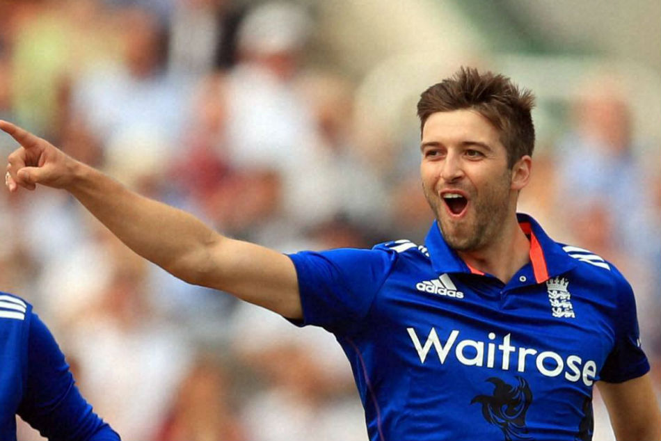 England pacer Mark Wood suffered a foot injury during warm-up match