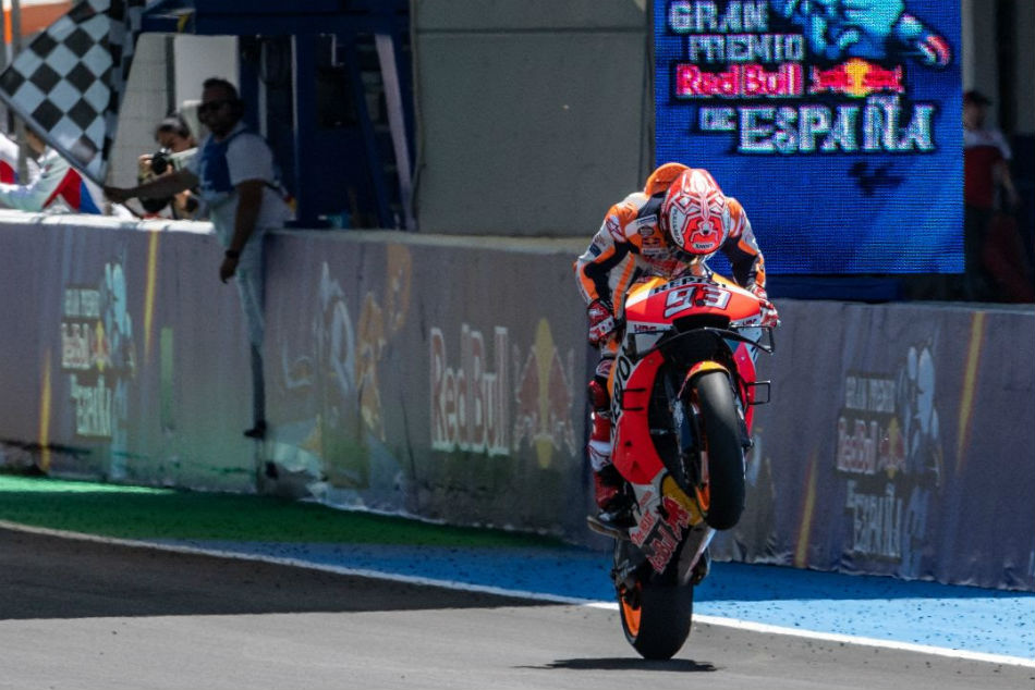 Motogp Analysis How Marquez Conquered Jerez