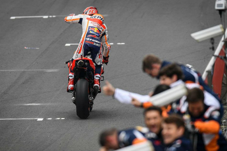 MotoGP analysis: How Marquez made history for Honda in France