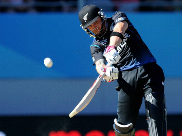Brendon McCullum (New Zealand)
