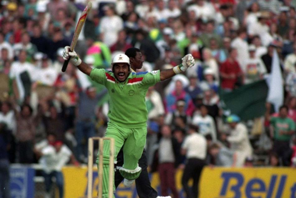 World Cup flashbacks: When Miandad mimicked More in 1992 - myKhel