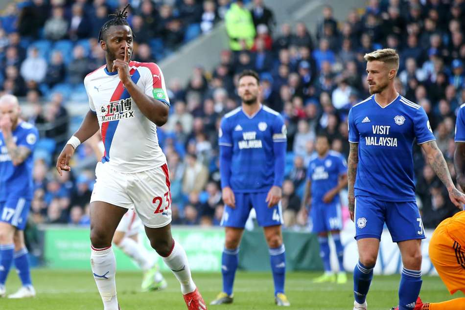 Premier League Match Report Cardiff City Relegated Crystal Palace
