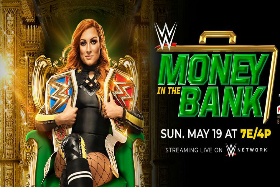 Wwe Money In The Bank 2019 Preview And Schedule May