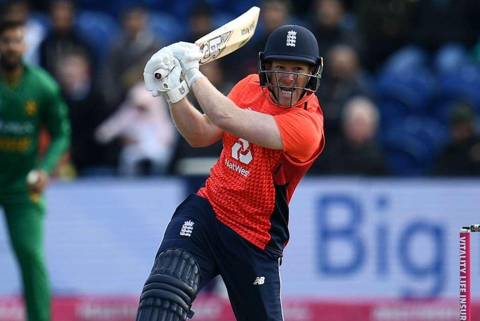 Morgan Blasts England To Win Over Pakistan