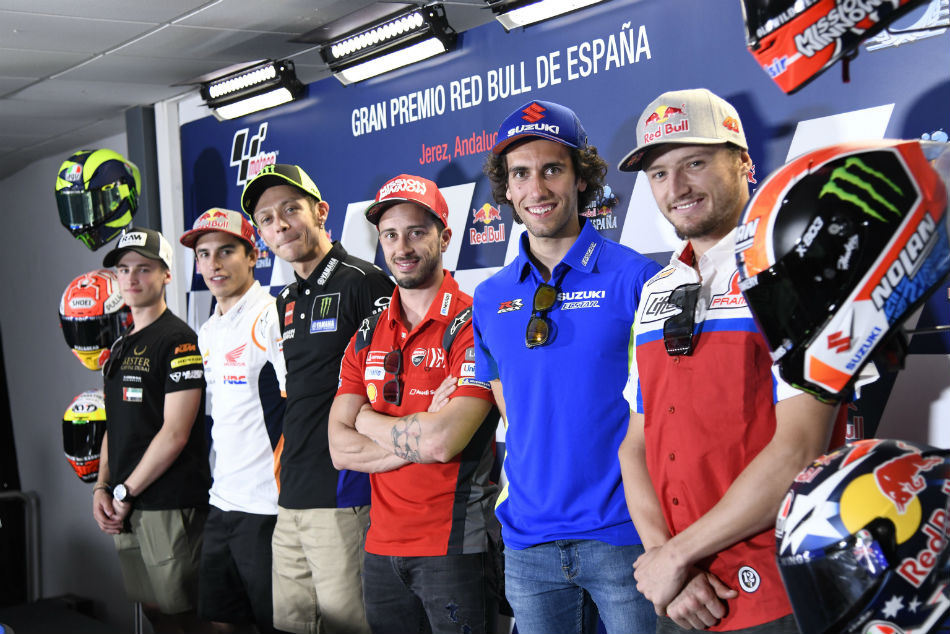 Fierce Competition Expected In Spanish Motogp