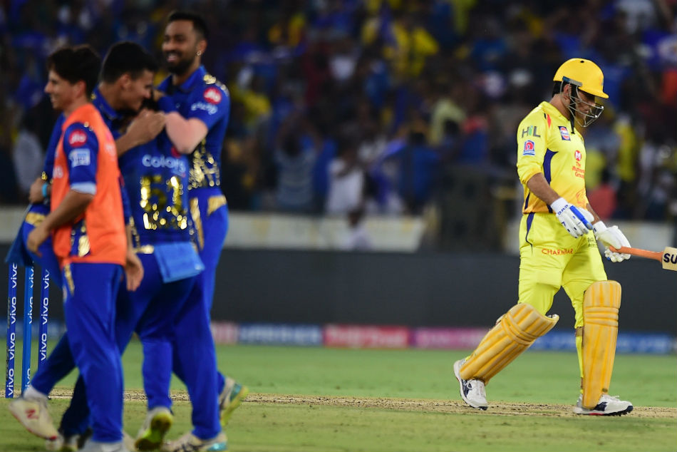 Ipl 2019 Mumbai Indians Lift 4th Ipl Trophy With 1 Win Over Chennai Super Kings Who Said What