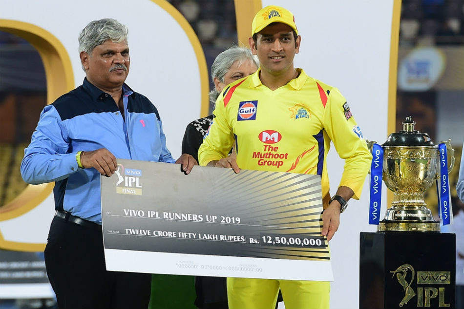 Ipl Final Was A Funny See Saw Battle Says Csk Skipper Dhoni