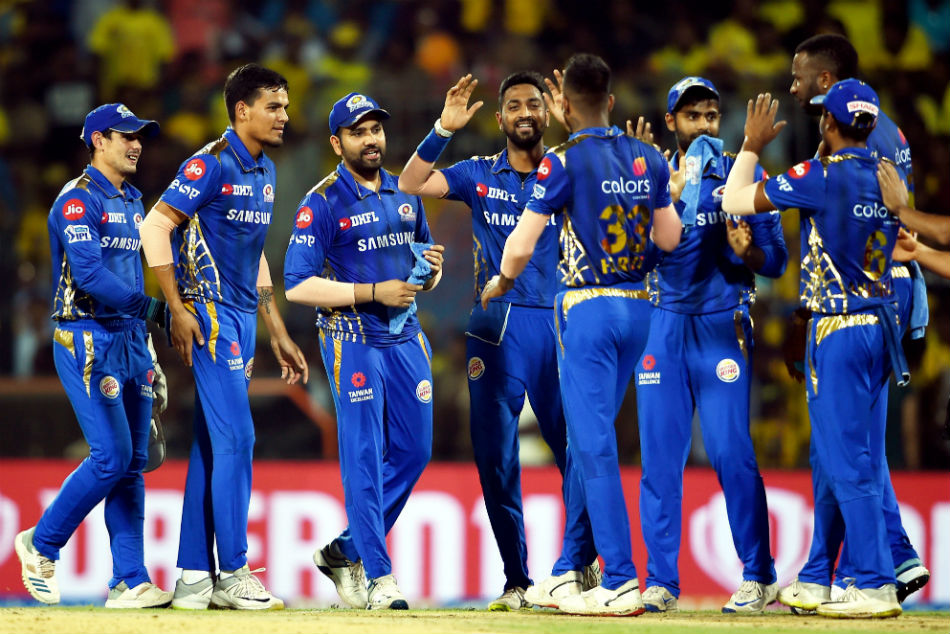 Ipl 2019 Mumbai Indians Vs Sunrisers Hyderabad Live Updates Mumbai