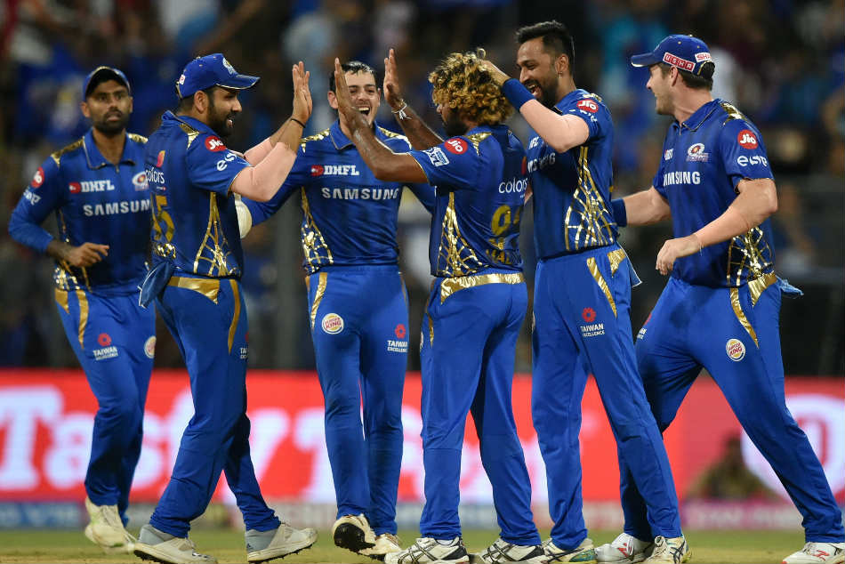 Ipl 2019 Mi Vs Kkr Highlights Mumbai Beat Kolkata By 9 Wkts Top Table Help Sunrises Qualify At 4th