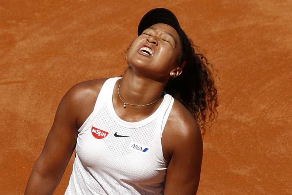 Injured Naomi Osaka Withdraws In Rome Wta Tour French Open