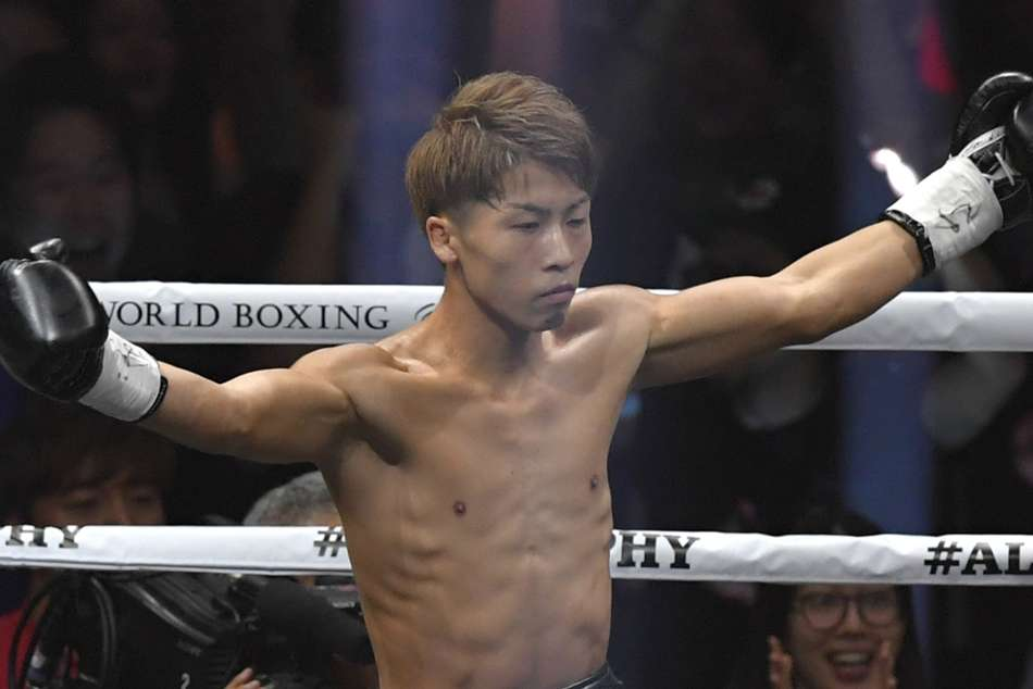 Sensational Inoue Hammers Rodriguez To Win Ibf Bantamweight Belt