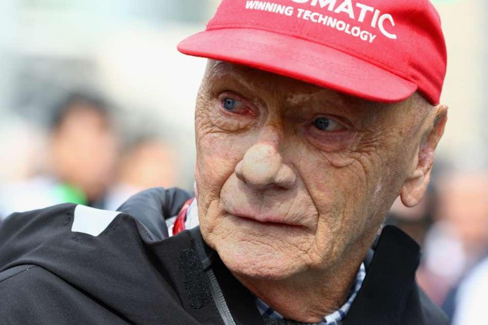 Three Time F1 Champion Niki Lauda Dies Aged