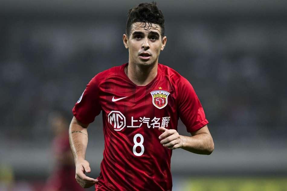 Afc Champions League Review Oscar Hat Trick Shanghai Sipg