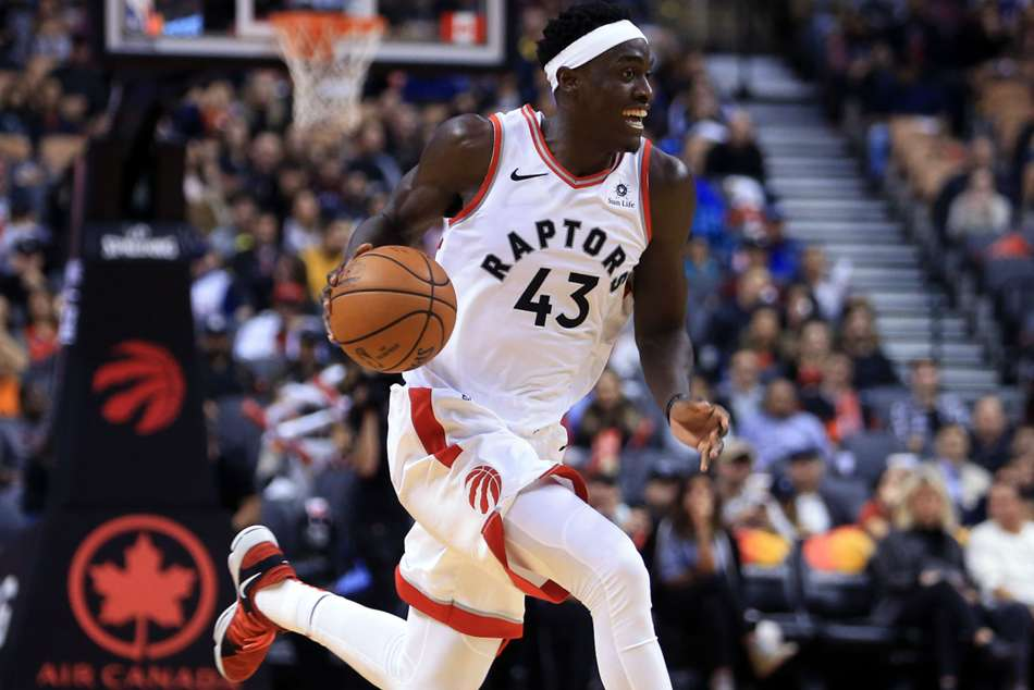 Pascal Siakam Injury Update Raptors Forward Calf Doubtful For Game 4 Vs 76ers