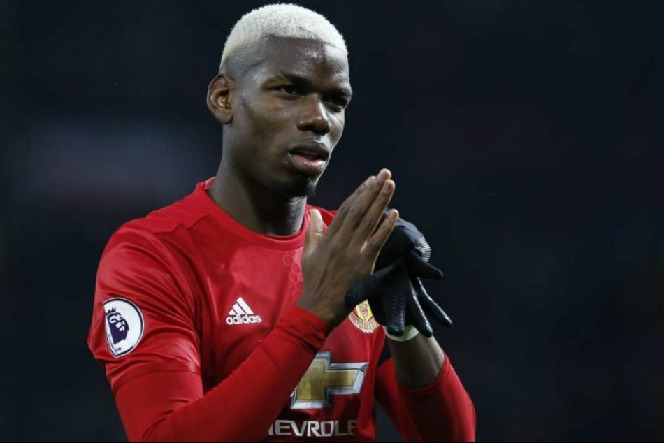 4. Paul Pogba- Manchester United