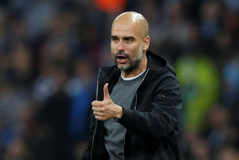 Manchester City boss Pep Guardiola on the brink of back-to-back Premier League titles