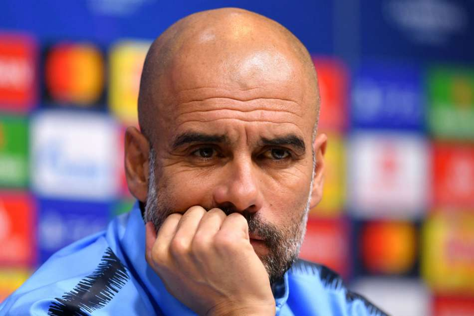 Pep Guardiola Manchester City Quadruple Far Away Champions League Improvement