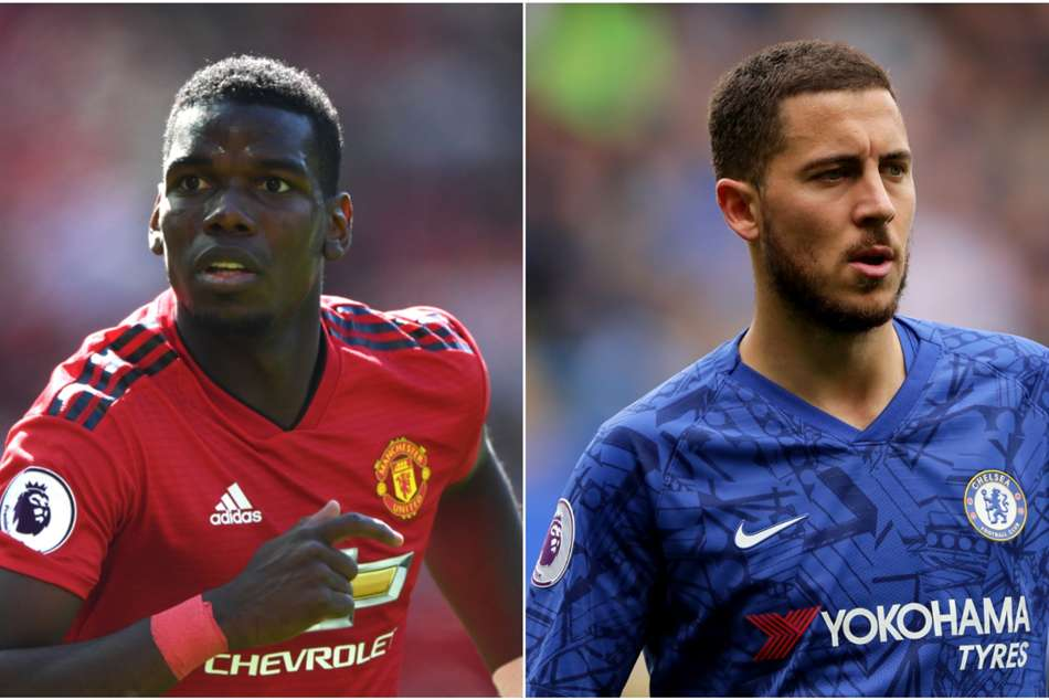 Paul Pogba Eden Hazard Real Madrid Raphael Varane Its Possible Chelsea Manchester United Transfer News