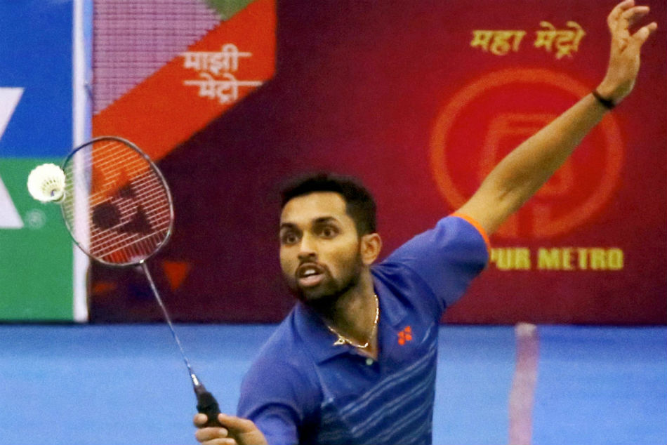 New Zealand Open Prannoy Bows Out In Quarterfinals