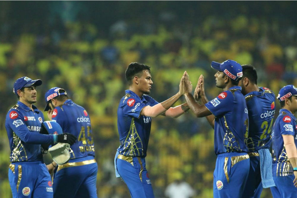 Dream 11 Game Changer of the season: Rahul Chahar of MI
