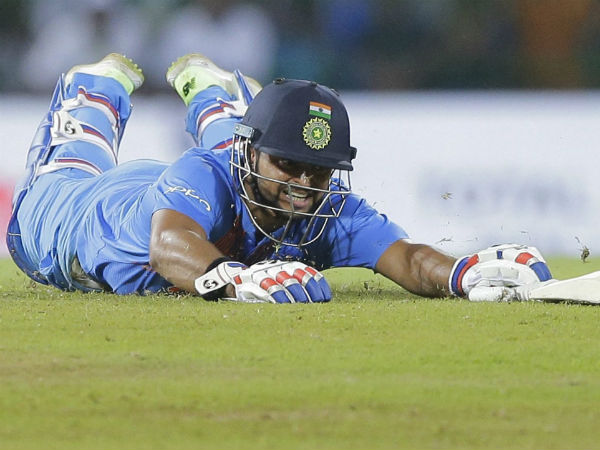 Suresh Raina (India), 34 not out off 28 vs Australia, 2011